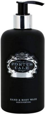 Castelbel Portus Cale Black Range tisztító gél a kezekre és a testre