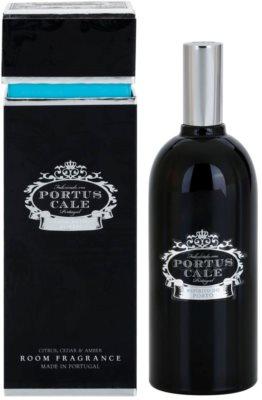 Castelbel Portus Cale Black Edition spray para o lar