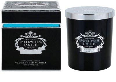 Castelbel Portus Cale Black Edition Duftkerze