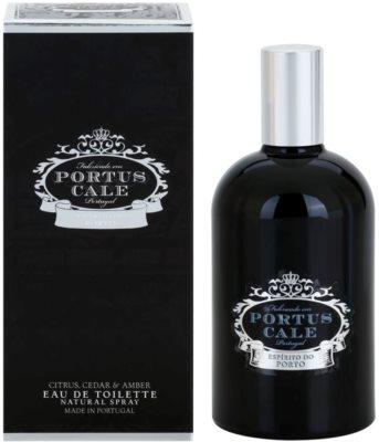 Castelbel Portus Cale Black Edition eau de toilette para hombre