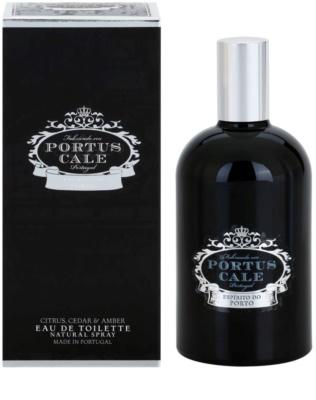 Castelbel Portus Cale Black Edition toaletní voda pro muže