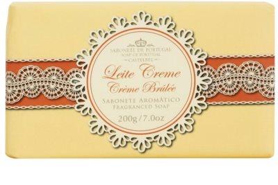 Castelbel Gourmet Collection Créme Brulée jabón portugués de lujo