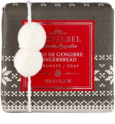 Castelbel Gingerbread розкішне мило з помпоном