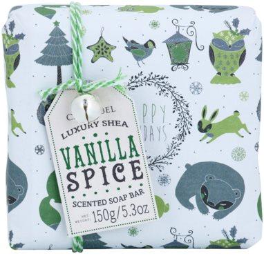 Castelbel Vanilla Spice Happy Holidays розкішне португальське мило