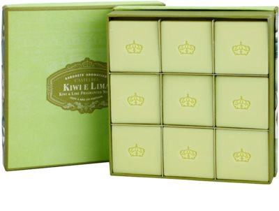 Castelbel Kiwi & Lime sabonetes de luxo portugueses
