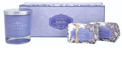 Castelbel Lavender zestaw upominkowy