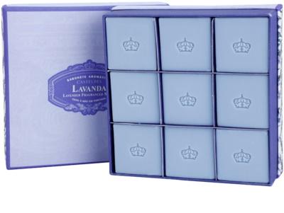 Castelbel Lavender portugál luxus szappanok
