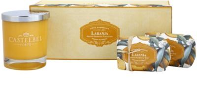 Castelbel Orange Gift Set