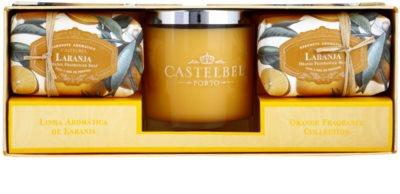Castelbel Orange darilni set 1