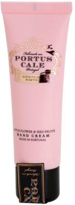 Castelbel Portus Cale Rosé Blush хидратиращ крем  за ръце