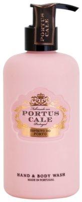 Castelbel Portus Cale Rosé Blush umývací gél na ruky a telo