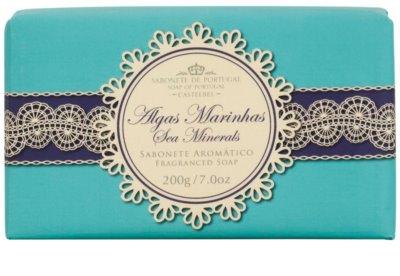 Castelbel Gourmet Collection Sea Minerals luksusowe mydło portugalskie