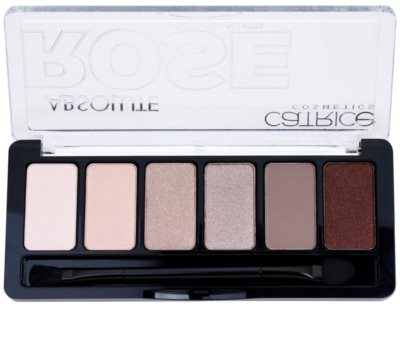 Catrice Absolute Rose paleta de sombras