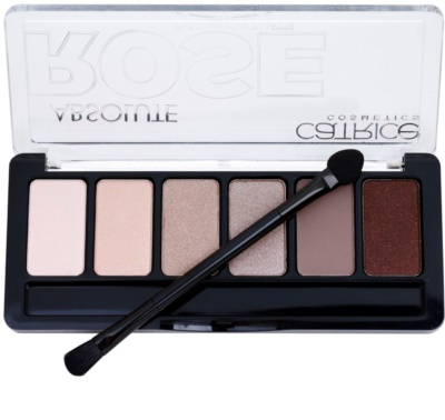Catrice Absolute Rose paleta de sombras 1