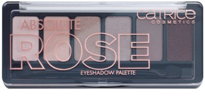 Catrice Absolute Rose paleta de sombras 2