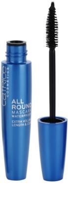 Catrice Allround Mascara für längere, geschwungenere und vollere Wimpern wasserfest