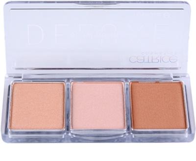 Catrice Deluxe Glow bőrvilágosító paletta