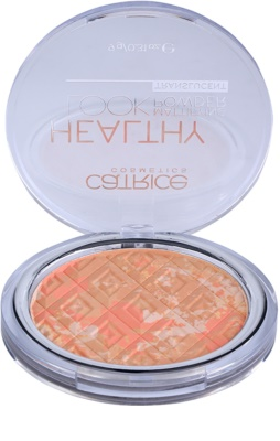 Catrice Healthy Look pudra matuire