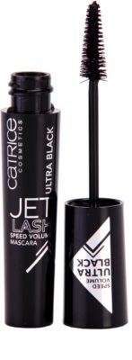 Catrice Jet Lash Speed Volume maskara za volumen, dolžino in ločevanje trepalnic