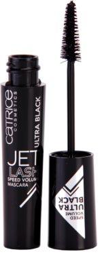 Catrice Jet Lash Speed Volume řasenka pro objem, délku a oddělení řas