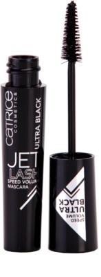 Catrice Jet Lash Speed Volume tusz do rzęs nadający objętość, wydłużający i rozdzielający rzęsy