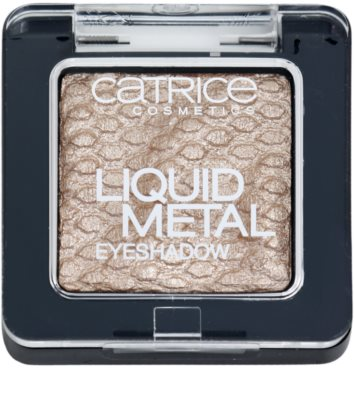 Catrice Liquid Metal тіні для повік