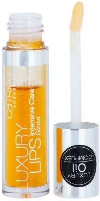 Catrice Luxury Lips lesk na rty s pečujícími oleji
