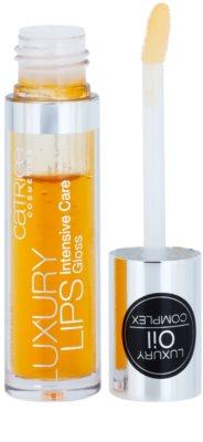 Catrice Luxury Lips Lipgloss mit pflegenden Ölen