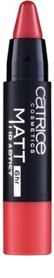 Catrice Matt Lip Artist 6hr dünner Lippenstift