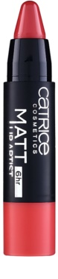 Catrice Matt Lip Artist 6hr šminka v svinčniku