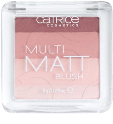 Catrice Multi Matt Blush With Matt Effect