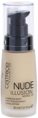 Catrice Nude Illusion hosszan tartó make-up