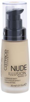 Catrice Nude Illusion langanhaltendes Make-up