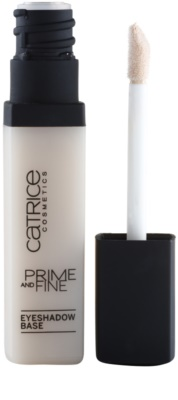 Catrice Prime And Fine Lidschatten Base