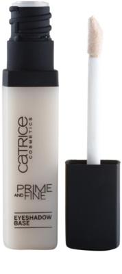 Catrice Prime And Fine podlaga za senčila za oči