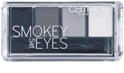 Catrice Smokey Eyes cienie do powiek 2