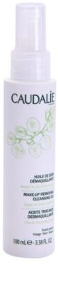 Caudalie Cleaners&Toners Abschminköl für empfindliche Haut