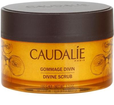 Caudalie Divine Collection exfoliante corporal