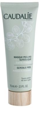 Caudalie Masks&Scrubs маска-пілінг для сяючої шкіри