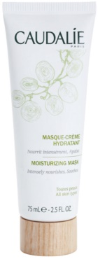 Caudalie Masks&Scrubs krémová hydratační maska