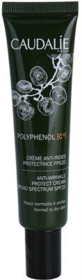 Caudalie Polyphenol C15 crema anti-rid SPF 20
