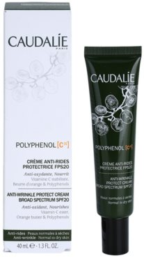 Caudalie Polyphenol C15 protivráskový krém SPF 20 1