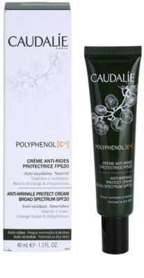 Caudalie Polyphenol C15 Anti-Faltencreme SPF 20 1