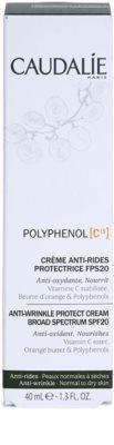 Caudalie Polyphenol C15 protivráskový krém SPF 20 2