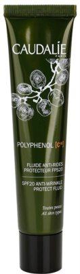 Caudalie Polyphenol C15 Antifalten-Fluid SPF 20 1