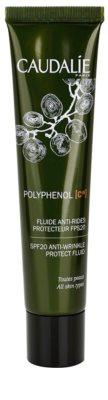 Caudalie Polyphenol C15 fluid anti-rid SPF 20 1
