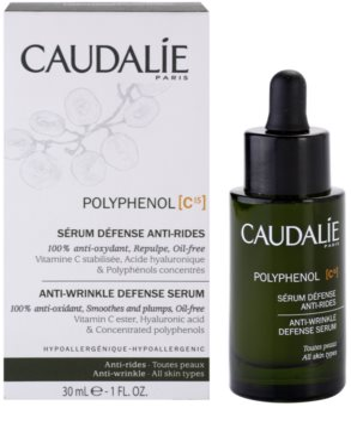 Caudalie Polyphenol C15 серум против бръчки  за всички типове кожа на лицето 1