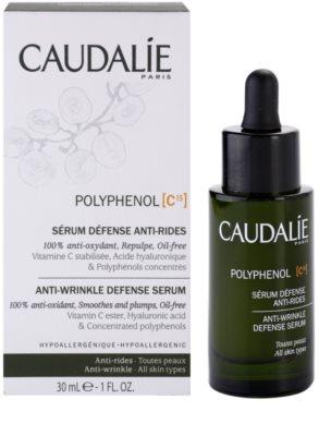 Caudalie Polyphenol C15 protivráskové sérum pro všechny typy pleti 1
