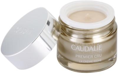 Caudalie Premier Cru стягащ и подхранващ крем за дълбоки бръчки 1