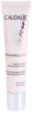 Caudalie Resveratrol Lift lifting hidratante fluido SPF 20